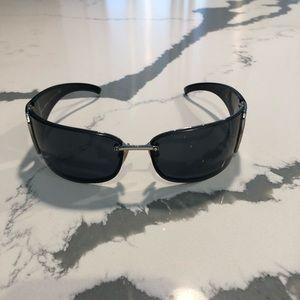 Black Dolce & Gabbana Unisex Sunglasses